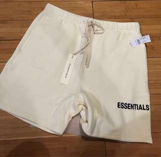 Fear of God essentials sweat shorts