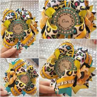 Pre-order Boutique Hair Bow on Headband