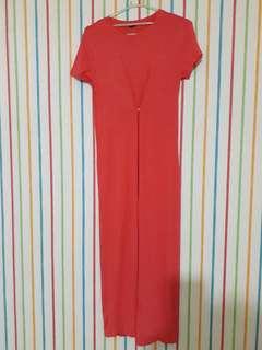 Kaos orange panjang