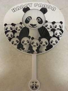 Happy Panda 大撥扇