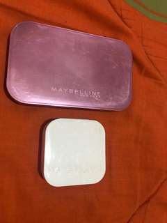 Maybelline face powder bundle