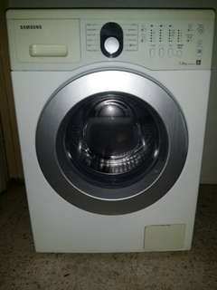 Mesin basuh washing machine Samsung front load 7.5kg