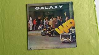 WAR . war galaxy. Vinyl record