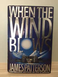 Novel - Hardbound - When the Wind Blows