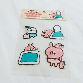 台灣 kanahei 防水貼紙