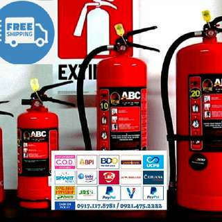 Brand New Free Shipping Fire Extinguisher Standard for Condo/Office/Business Permits New Renewal Brand New Free Shipping