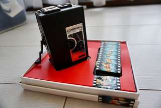 Lomokino 35mm Camera/Movie Maker