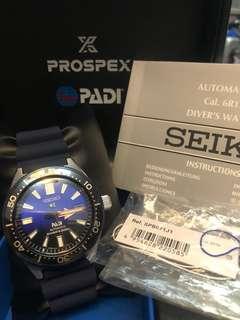 Seiko X PADI SPB071J1