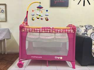 Baby Playpen- Mothercare brand