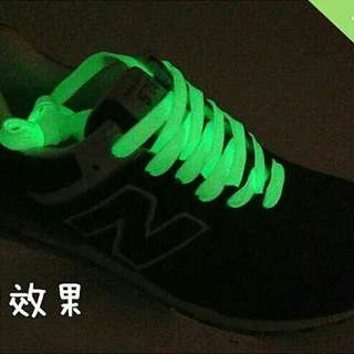 Glow Shoeslaces