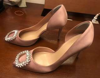 Aldo Pumps heels (like new banget)