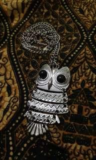 Kalung Burung Hantu