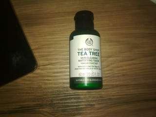 TONER TEE TREE