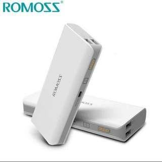 Original Romoss Powerbank 10400mAH!! Sale