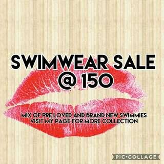 Swimwear sale @150