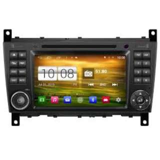 Benz W203 Android DVD Player(CLEAR STOCK/FREE CAMERA)