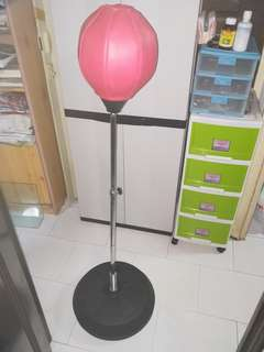 Boxing speed ball stand