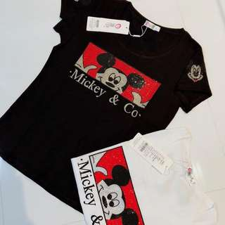 T shirt mickey mouse
