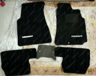 Car Carpet Car mat Car Floor Mat Carpet Kereta Honda Civic EG6/ EG9/ Myvi/ Satria/ Perodua / Proton / Silvia