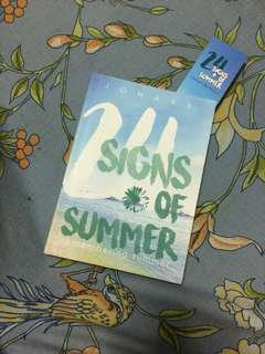 Baka Sakali Trilogy (available) and 24 SOS (sold) by Jonaxx