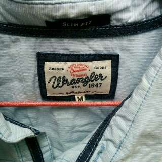 Wrangler Once Used