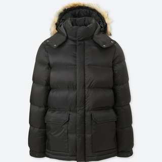 正貨專櫃 新款 男裝 UNIQLO 無縫羽絨外套 Seamless Down Jacket 原價$699