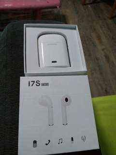 i7S TWS earpods bluetooth