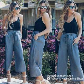 Top & Pants Terno