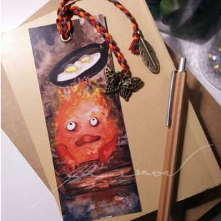 Bookmark : Calcifer