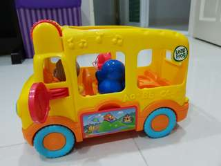 Leap Frog Bus Toy
