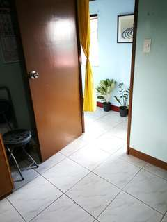 Room for rent in cubao good for two big and spacious