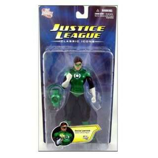 Classic Icons Green Lantern DC Direct