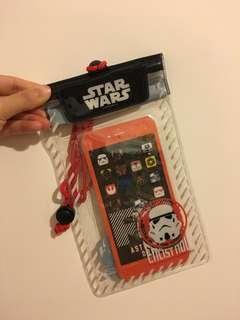 *全新* Star Wars 手機防水袋 🏄🏻♀️