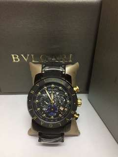 BVLGARI AUTHENTIC WATCH