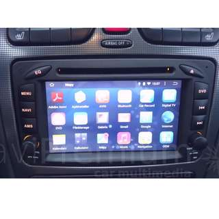 Benz W203/W209 Android DVD Player(CLEAR STOCK/FREE CAMERA)