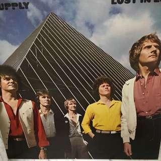 Air supply vinyl Lp record