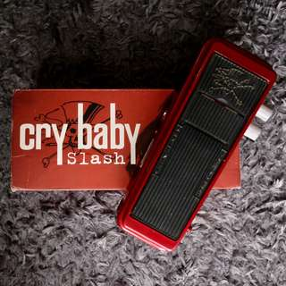 80% NEW Dunlop SW95 Crybaby Slash Signature Wah Pedal