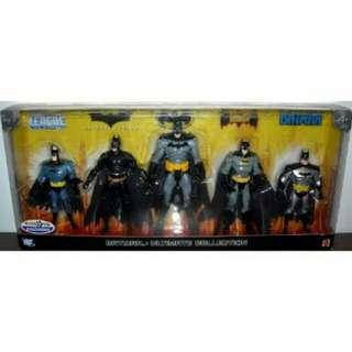 Batman Ultimate Collection Mattel