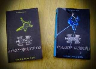 H.I.V.E books