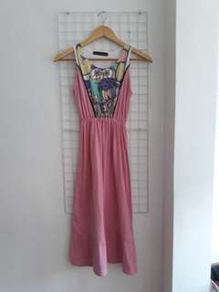 Primadonna Sleeveless Dress