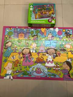 Elc princess tea party puzzle (24pcs)