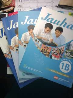 Higher Malay Secondary 1 Books