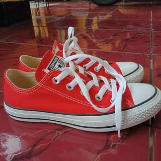 Converse CT AS Canvas Ox Red
