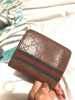 Gucci Wallet bought 17,000