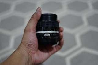 Lensa nikon ais 85mm f.2