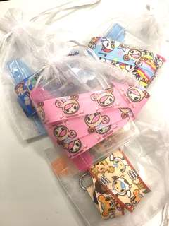 Lanyard for Goodie bag , birthday favours , presents