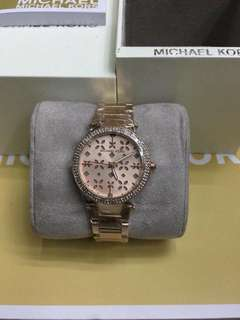 MK watches 💯 authentic and brand new