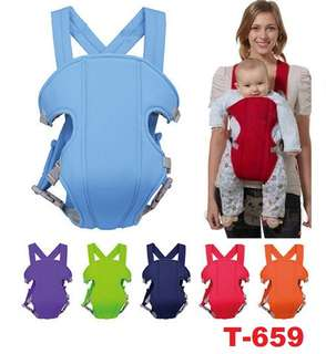 💥T-659: Breathable 3D Mesh Baby Carrier Sling💥