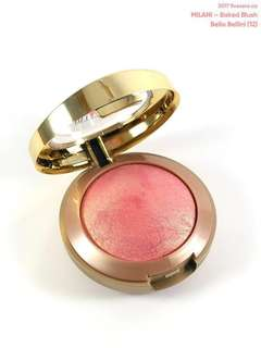 🌟INSTOCK🌟Milani Baked Blush - Bella Bellini (new shade - Rose Gold)