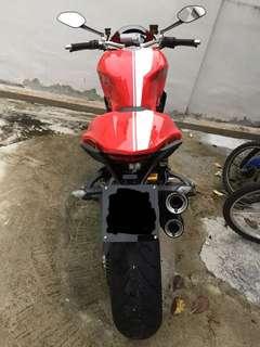 Ducati Monster 1200S Stripe